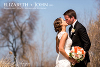 2015 - Elizabeth + John - Renaissance Place - Milwaukee Wedding